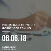 Preparing for your screening