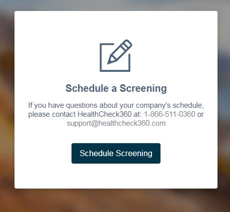 ScheduleScreening